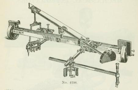 4298 Coradi's Mechanical Intergraph 1921 to 1936